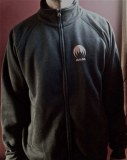 MAGMA LOGO FLEECE JACKET
