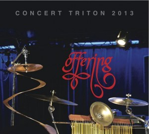 DVD+2CD - OFFERING CONCERT TRITON 2013