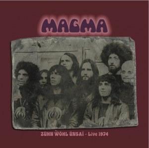 ZUHN WOHL UNSAI - LIVE IN BREMEN 1974