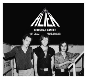 Christian Vander ALIEN TRIO - ANTIBES 1983