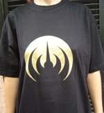 MAGMA T-Shirt , golden logo