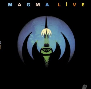 MAGMA LIVE VINYL EDITION DOUBLE LP WITH WAV DOWNLOAD