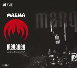 MARQUEE CLUB 1974