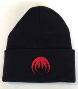 MAGMA BEANIE EMBROIDERED LOGO