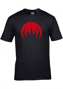 MAGMA T-Shirt , red logo