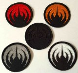MAGMA logo embroidered patch