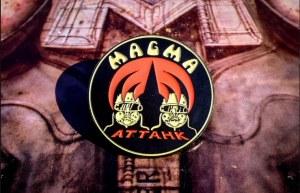 Attahk Magma logo pin\'s