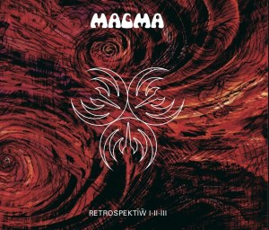 MAGMA - RETROSPEKTIW I - II - III + BONUS