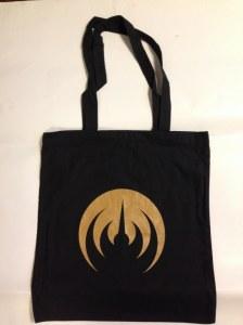 MAGMA logo bag