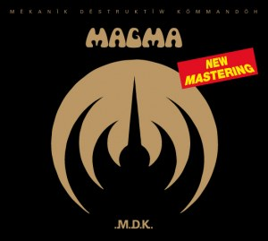 M.D.K - REMASTERED VERSION - NEW DIGIPACK PRESENTATION