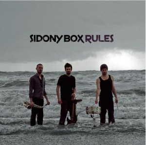 SIDONY BOX RULES - CD + DVD
