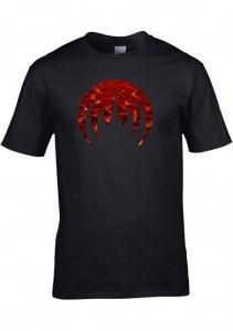 T-Shirt Homme logo MAGMA en fusion