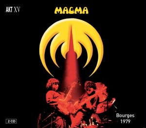 MAGMA - BOURGES 1979 (2CD) ÉDITION REMASTERISEE