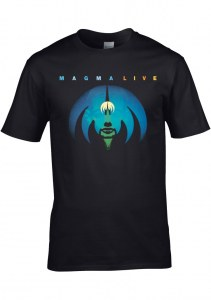 T-Shirt Homme MAGMA Live
