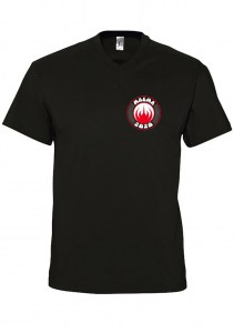 "T-Shirt col ""V"" MAGMA 2020"