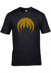 T-Shirt Homme MAGMA, Sigle or